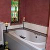 velvet venetian plaster wall treatment